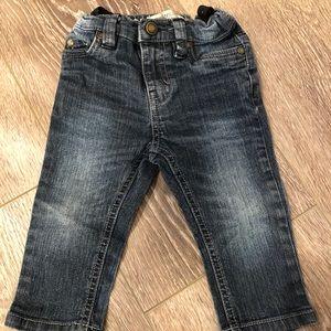 Wonderkids Slim Straight Boys Jeans size 12 Months